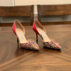 Manolo Blahnik women's fashion High heels